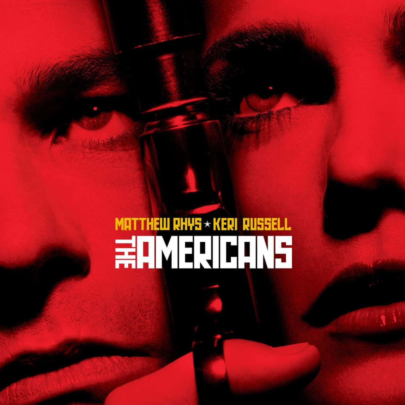 The Americans - Season 2 is listed (or ranked) 3 on the list Ranking the Best Seasons of 'The Americans'