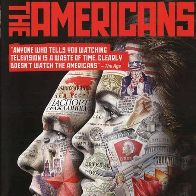 The Americans - Season 3 is listed (or ranked) 4 on the list Ranking the Best Seasons of 'The Americans'