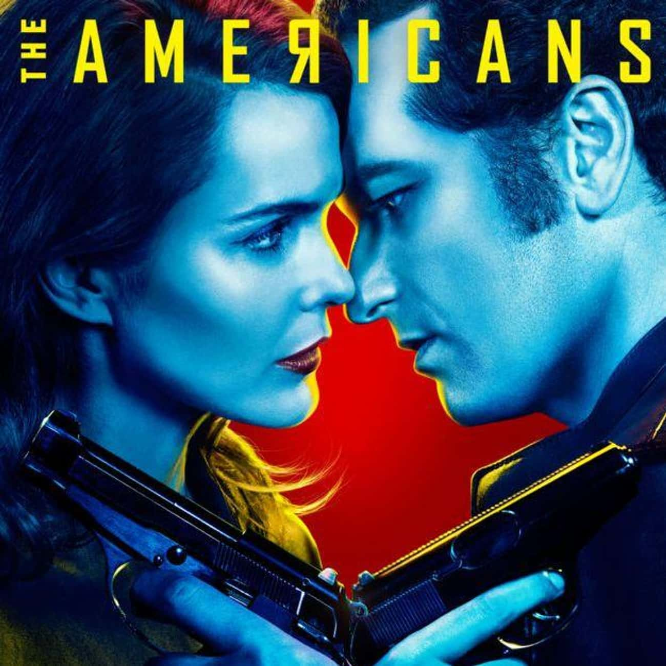 The Americans - Season 4 is listed (or ranked) 2 on the list Ranking the Best Seasons of 'The Americans'