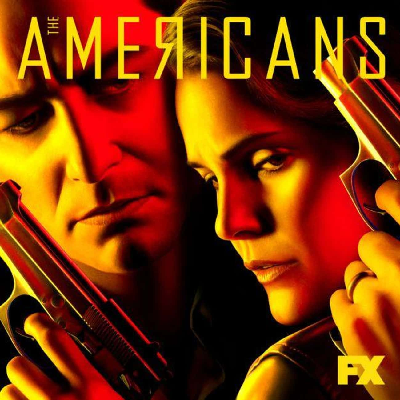 The Americans - Season 6 is listed (or ranked) 1 on the list Ranking the Best Seasons of 'The Americans'