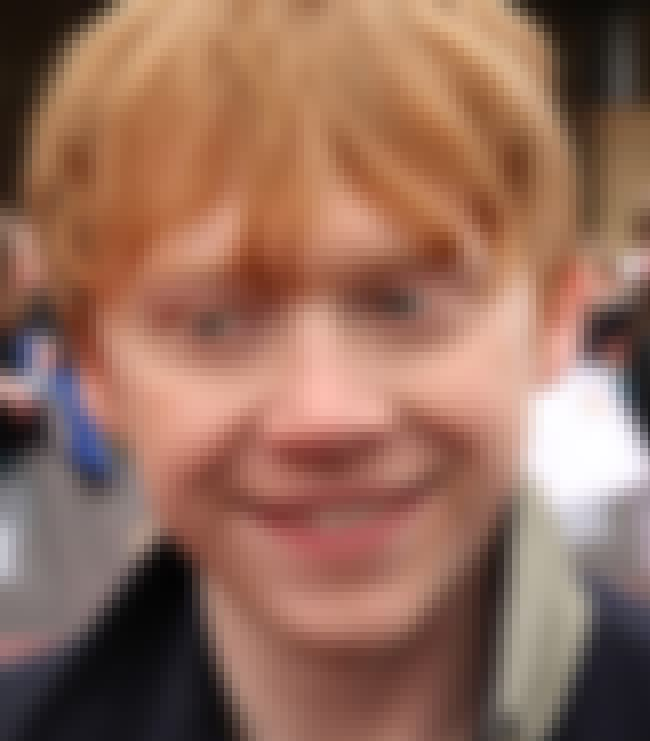 Katie Lewis is listed (or ranked) 4 on the list Rupert Grint Loves and Hookups