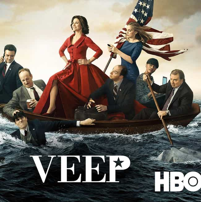 Veep Season - 3 is listed (or ranked) 4 on the list Ranking the Best Seasons of 'Veep'