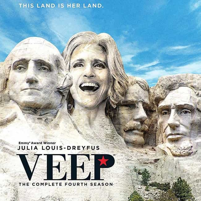 Veep Season - 4 is listed (or ranked) 3 on the list Ranking the Best Seasons of 'Veep'