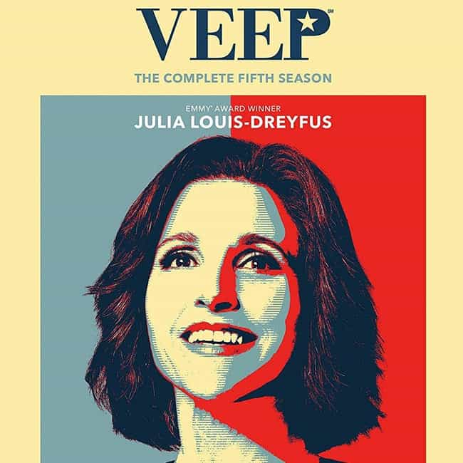 Veep Season - 5 is listed (or ranked) 1 on the list Ranking the Best Seasons of 'Veep'