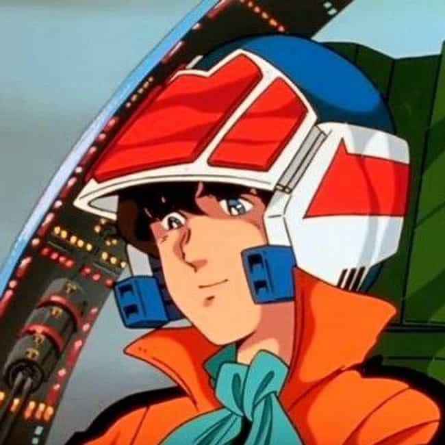1982 — Macross is listed (or ranked) 8 on the list What Was The Most Popular Anime Series The Year You Were Born?