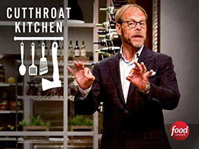 Cutthroat Kitchen Season 4 is listed (or ranked) 2 on the list Best Seasons of Cutthroat Kitchen