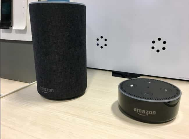 Alexa Makes Unprompted Sounds ... is listed (or ranked) 3 on the list The Creepiest Things That People's Smart Home Systems and Alexas Have Ever Done