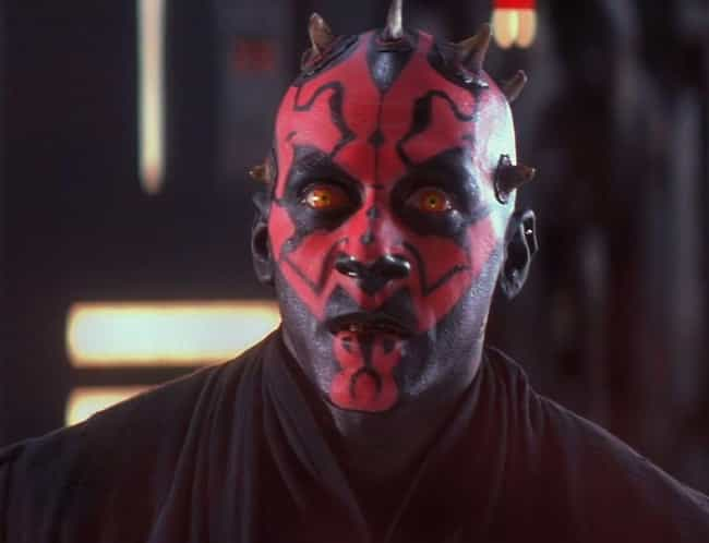 For Maul, Being Chopped In Hal... is listed (or ranked) 1 on the list Wait, So How Is Darth Maul Still Alive?