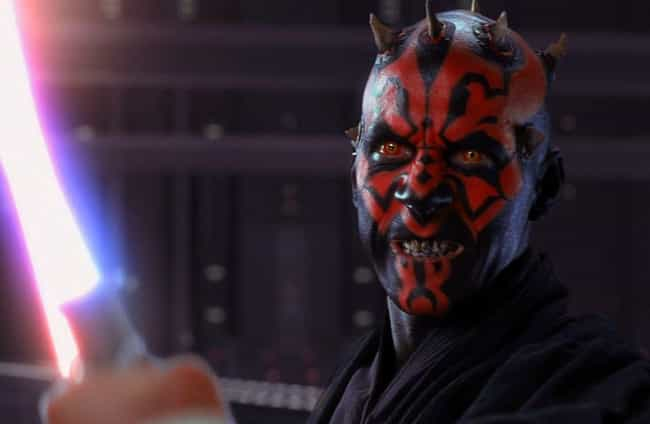 Maul Survives Due To His Hatre... is listed (or ranked) 2 on the list Wait, So How Is Darth Maul Still Alive?