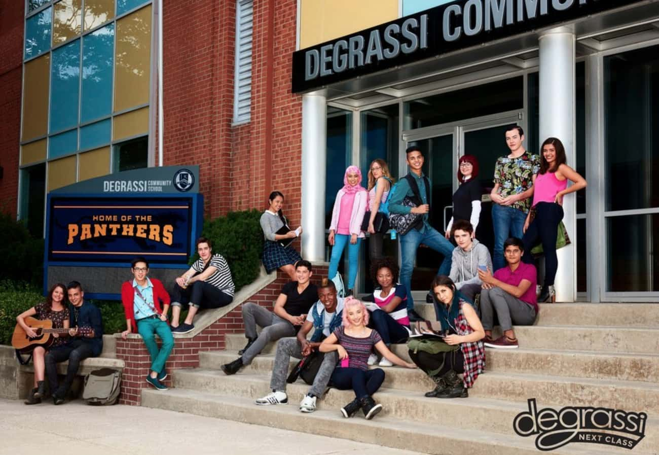 Degrassi: Next Class - Season  is listed (or ranked) 3 on the list Best Seasons of Degrassi: Next Class