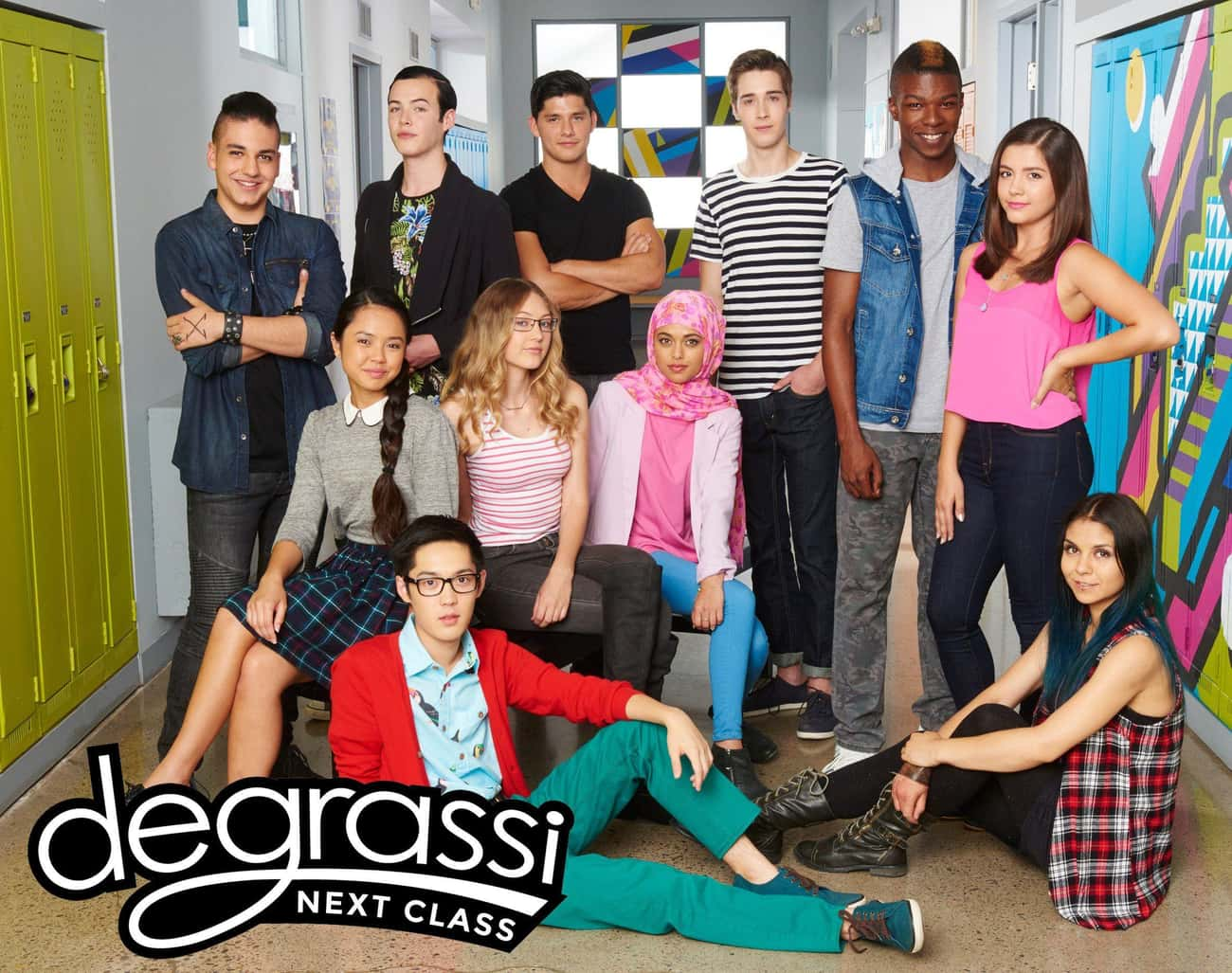 Degrassi: Next Class - Season  is listed (or ranked) 4 on the list Best Seasons of Degrassi: Next Class
