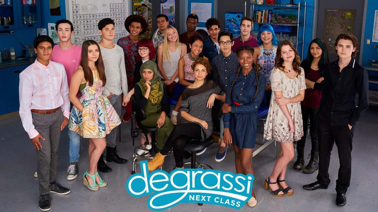 Degrassi: Next Class - Season  is listed (or ranked) 1 on the list Best Seasons of Degrassi: Next Class
