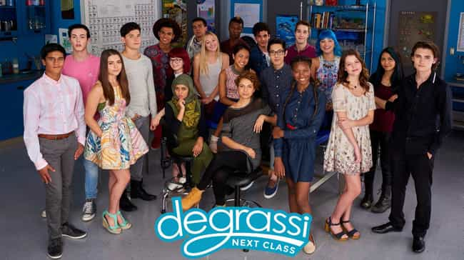 Degrassi: Next Class Season 3 is listed (or ranked) 1 on the list Best Seasons of Degrassi: Next Class