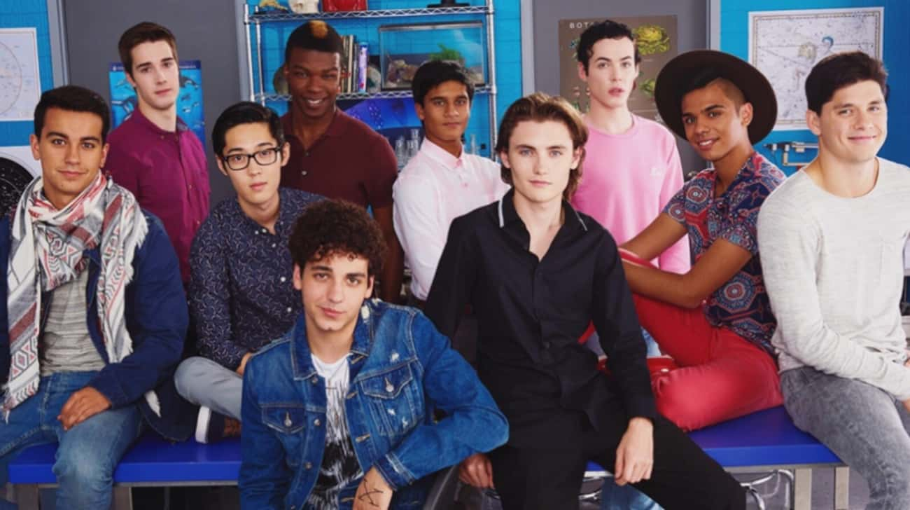 Degrassi: Next Class - Season  is listed (or ranked) 2 on the list Best Seasons of Degrassi: Next Class