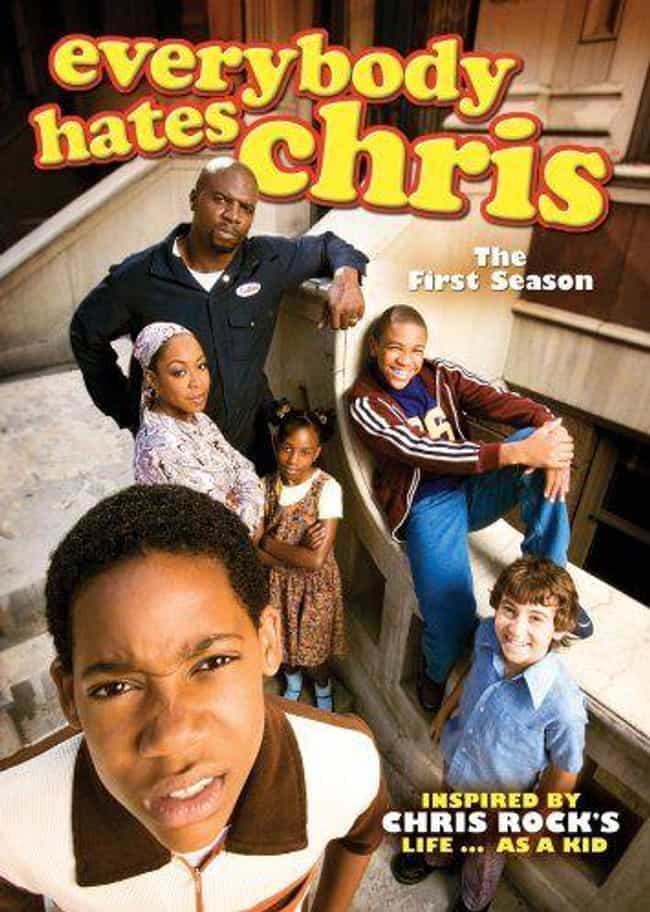 Everybody Hates Chris Season 1 is listed (or ranked) 2 on the list Best Seasons of Everybody Hates Chris