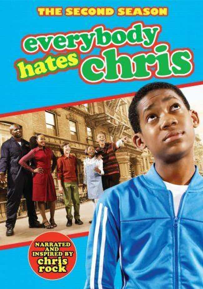 Everybody Hates Chris Season 2 is listed (or ranked) 4 on the list Best Seasons of Everybody Hates Chris