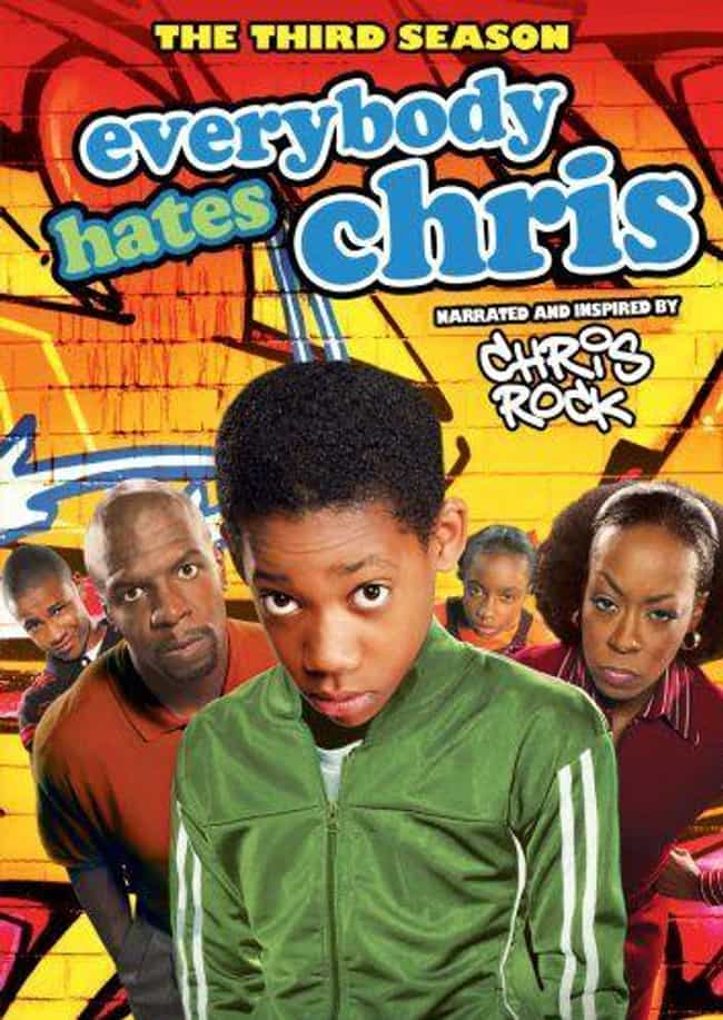 Everybody Hates Chris Season 3 is listed (or ranked) 1 on the list Best Seasons of Everybody Hates Chris