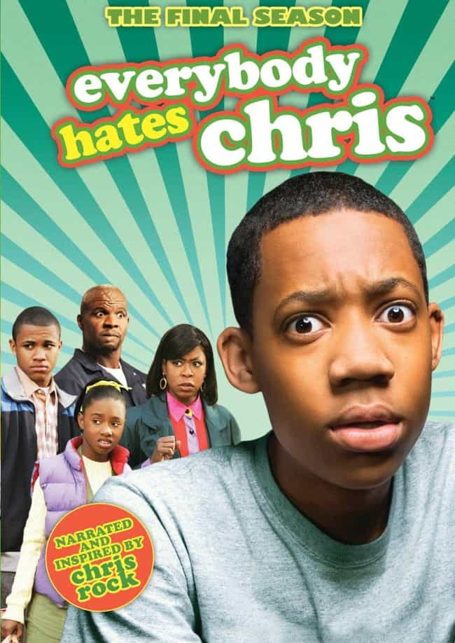 Everybody Hates Chris Season 4 is listed (or ranked) 3 on the list Best Seasons of Everybody Hates Chris