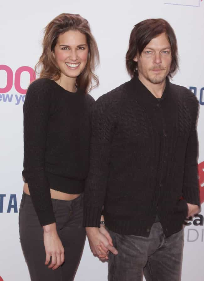 Cecilia Singley is listed (or ranked) 2 on the list Norman Reedus Loves and Hookups