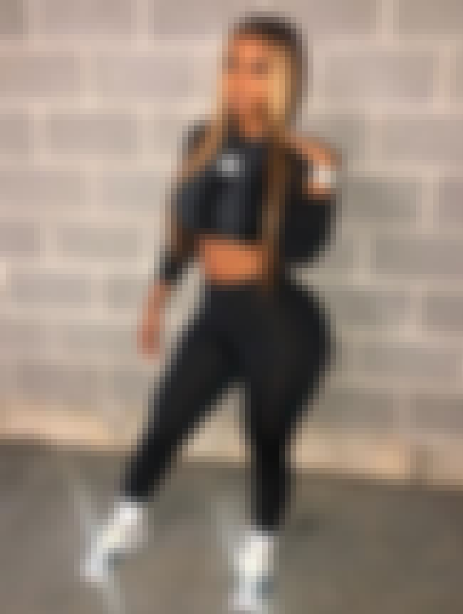Bernice Burgos is listed (or ranked) 1 on the list Quavo Loves and Hookups