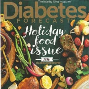 Diabetes Forecast is listed (or ranked) 2 on the list The Very Best Medical Magazines, Ranked