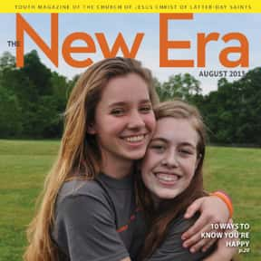 New Era is listed (or ranked) 13 on the list The Very Best Magazines for Teenagers