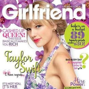 Girlfriend is listed (or ranked) 4 on the list The Very Best Magazines for Teenagers