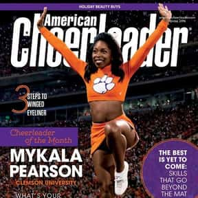 American Cheerleader is listed (or ranked) 18 on the list The Very Best Magazines for Teenagers