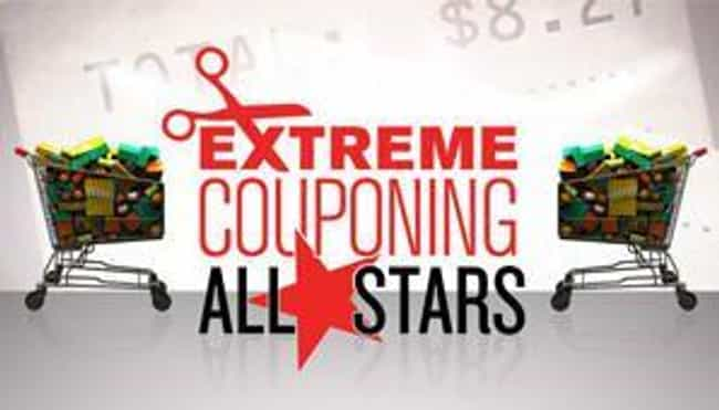 Exterme Couponing (All Stars) ... is listed (or ranked) 3 on the list Best Seasons of Extreme Couponing