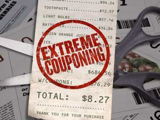 Exterme Couponing Season 5 is listed (or ranked) 4 on the list Best Seasons of Extreme Couponing