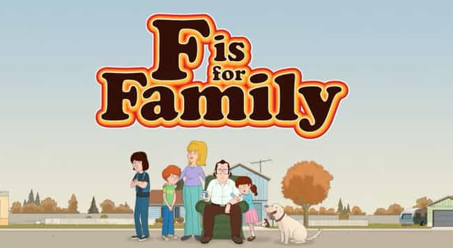 F Is For Family Season 1 is listed (or ranked) 1 on the list Best Seasons of F is for Family