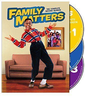 Random Best Seasons of Family Matters