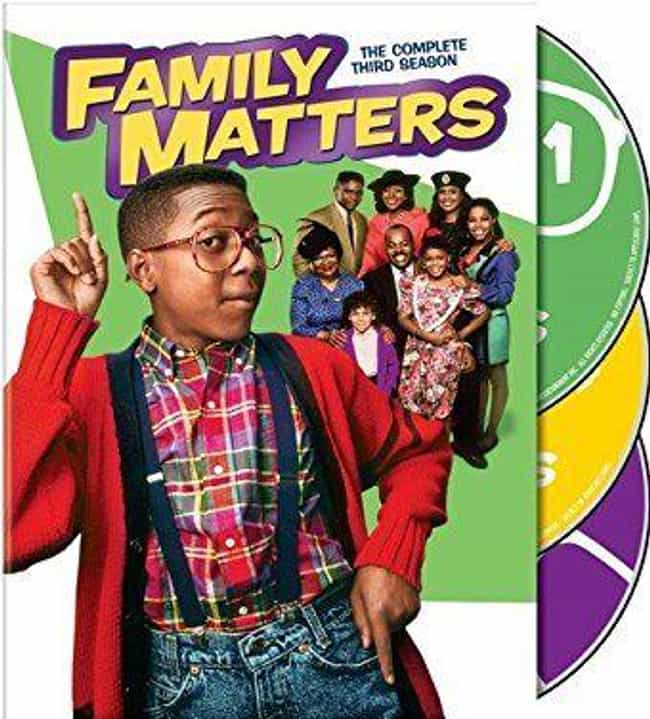Family Matters Season 3 is listed (or ranked) 2 on the list Best Seasons of Family Matters
