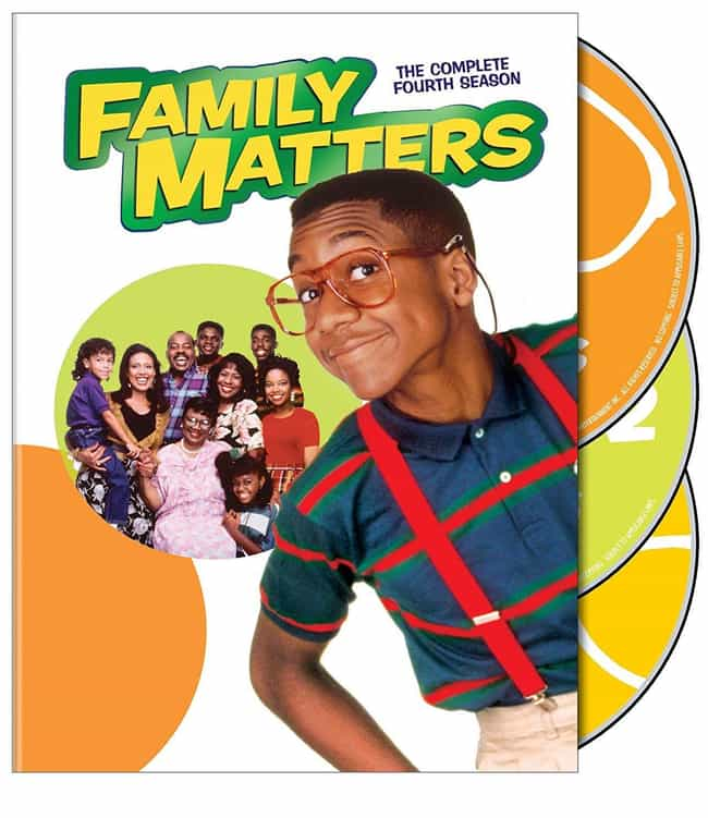 Family Matters Season 4 is listed (or ranked) 4 on the list Best Seasons of Family Matters