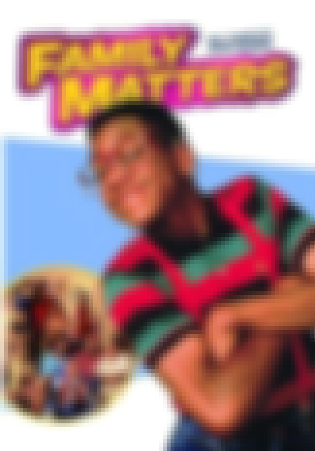 Family Matters Season 5 is listed (or ranked) 3 on the list Best Seasons of Family Matters