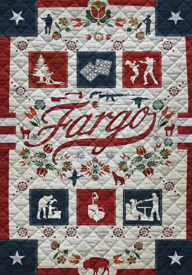 Fargo Season 3 is listed (or ranked) 3 on the list Best Seasons of Fargo