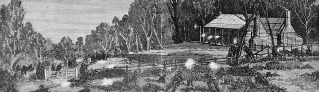 The Kelly Gang Was Corne... is listed (or ranked) 3 on the list The Australian Robin Hood Survived A Shoot-Out With The Law In The Most Badass Way Imaginable