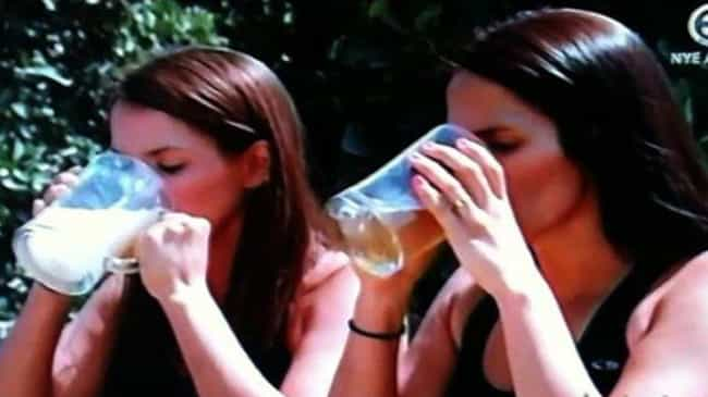 Drinking Donkey Semen An... is listed (or ranked) 1 on the list The All-Time Nastiest Moments On 'Fear Factor'