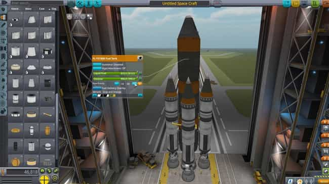 'Kerbal Space Program' Teaches... is listed (or ranked) 1 on the list Video Games That Can Teach You Real-World Skills