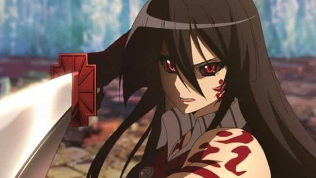 Murasame - 'Akame ga Kil... is listed (or ranked) 4 on the list The Most Powerful Weapons In Anime, Ranked By Destructive Force