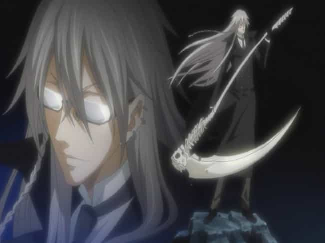 Death Scythe - 'Black Bu... is listed (or ranked) 7 on the list The Most Powerful Weapons In Anime, Ranked By Destructive Force