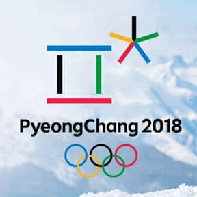 2018 Winter Olympics is listed (or ranked) 16 on the list All The Things That Were A Thing In 2018, Ranked