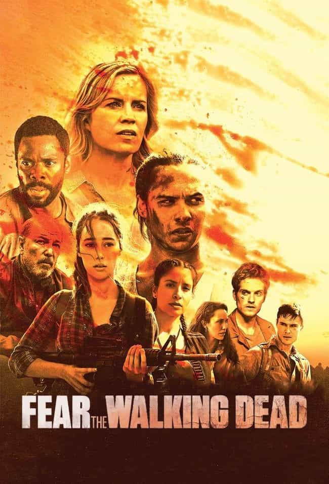 Fear the Walking Dead - ... is listed (or ranked) 1 on the list The Best Seasons of 'Fear the Walking Dead'