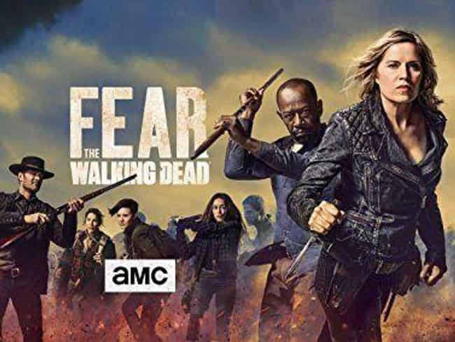 Fear the Walking Dead Season 4 is listed (or ranked) 4 on the list Best Seasons of Fear the Walking Dead