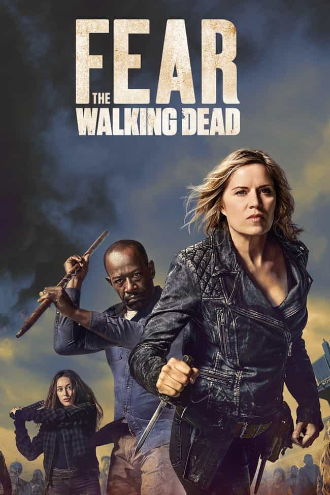 Fear the Walking Dead - ... is listed (or ranked) 4 on the list The Best Seasons of 'Fear the Walking Dead'