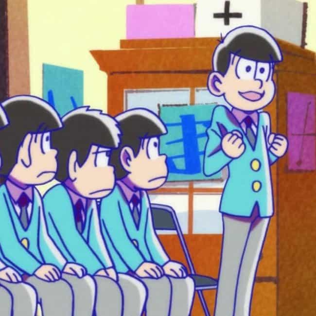 Mr. Osomatsu is listed (or ranked) 2 on the list 12 Anime That Are More Popular In Japan Than In The US