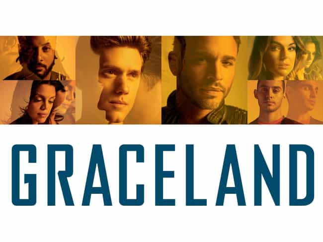 Graceland Season 1 is listed (or ranked) 1 on the list Best Seasons of Graceland