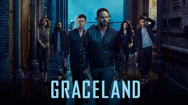 Graceland Season 3 is listed (or ranked) 2 on the list Best Seasons of Graceland