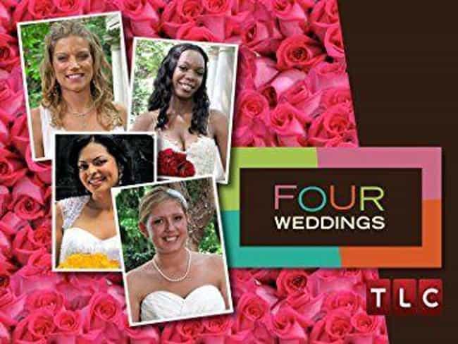 Four Weddings Season 2 is listed (or ranked) 4 on the list Best Seasons of Four Weddings