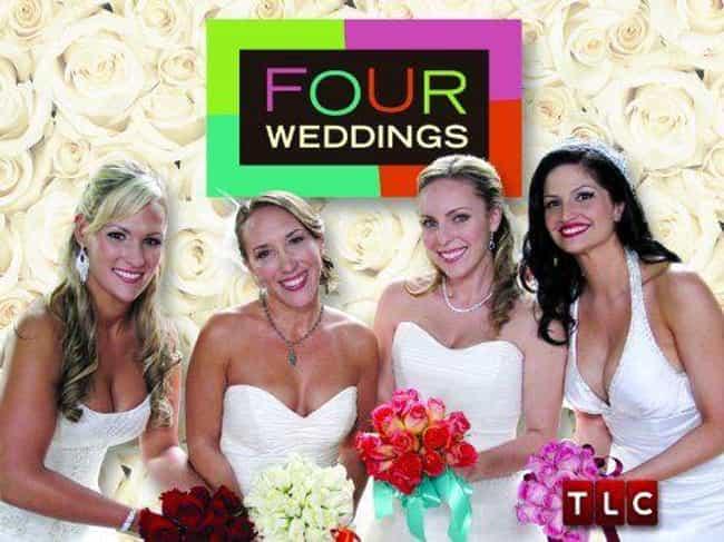 Four Weddings Season 4 is listed (or ranked) 2 on the list Best Seasons of Four Weddings